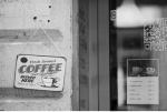 coffe sign